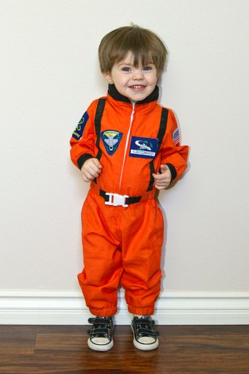 astronaut james