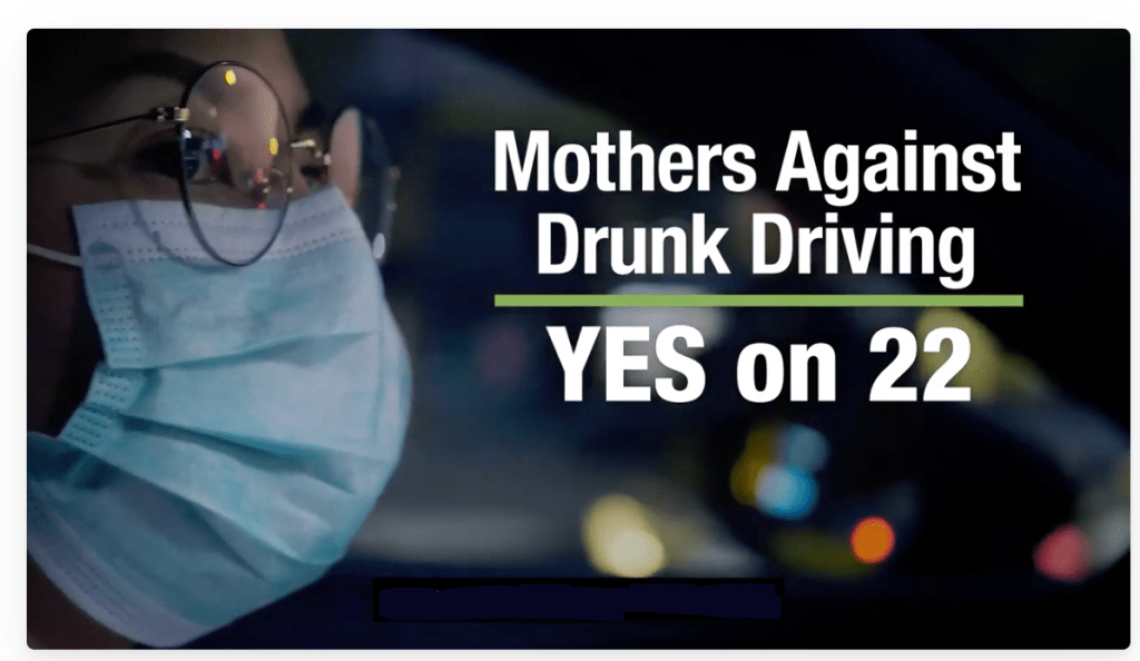 Vote Yes on Prop 22