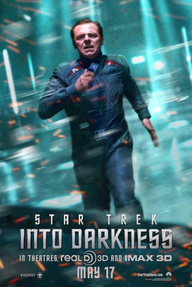 Star Trek Into Darkness Scotty