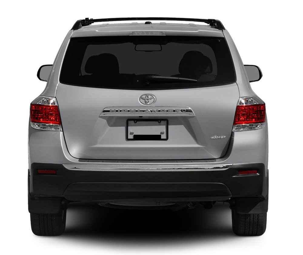 Paint Protection and Window Tint on the Toyota Highlander