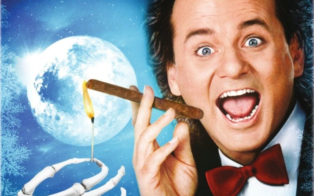 Scrooged at 30: How Bill Murray Turned A Christmas Carol On Its Head