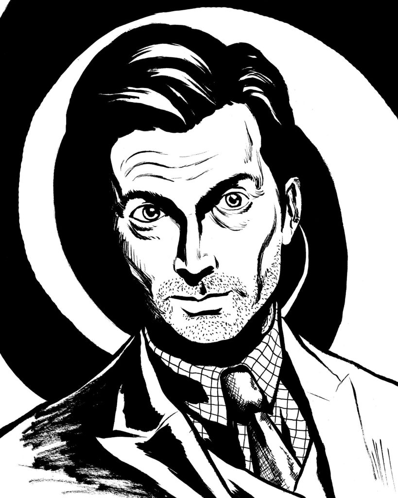 Kilgrave (David Tennant), Jessica Jones