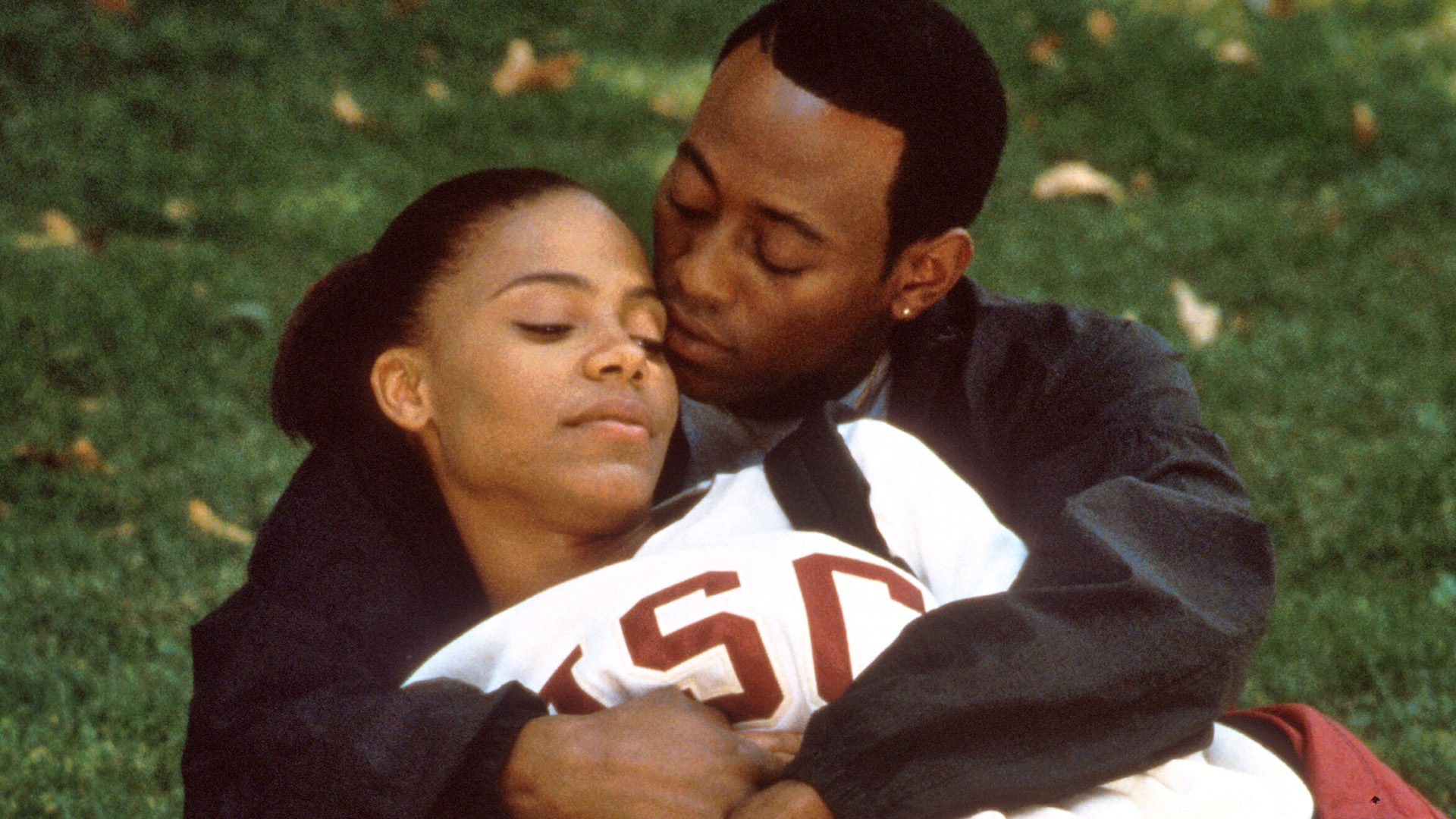 Image result for Love and Basketball (2000)
