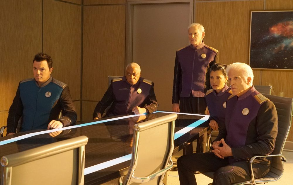 "The Orville Recap: Moclan Outcasts Seek (And Fight For) ""Sanctuary"""