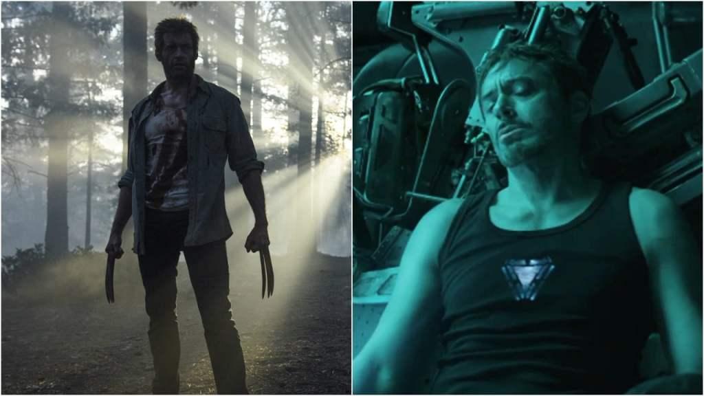 Logan Avengers Endgame Death