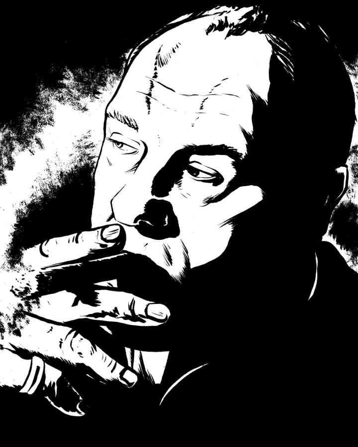 Hall of Faces - Tony Soprano