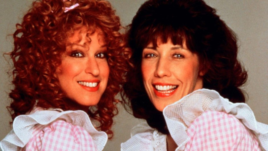 "Bette Midler and Lily Tomlin in ""Big Business"""