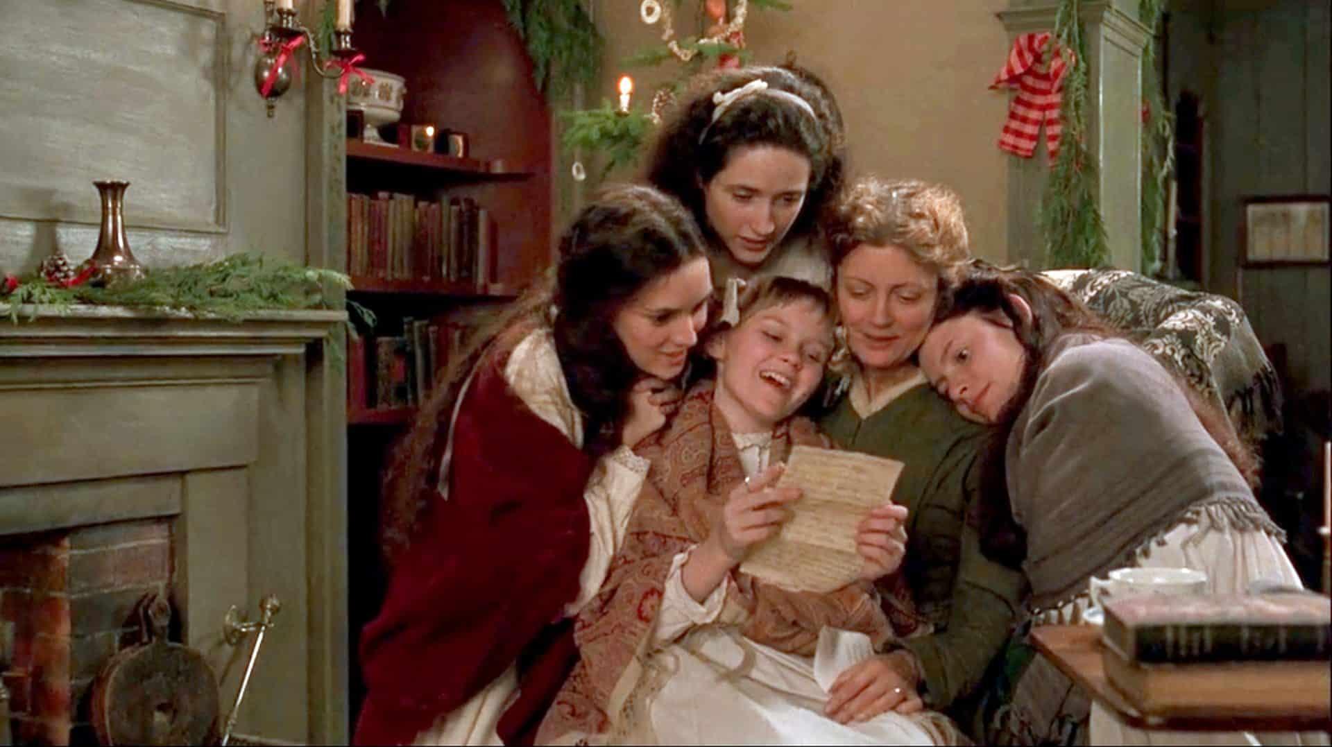 The Christmas Spirit Of The 1994 Little Women The Spool