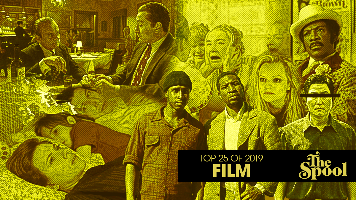 Top 25 Movies of 2019