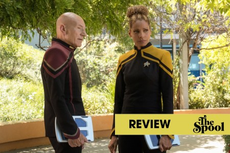 Star Trek Picard Episode 3 The End is the Beginning