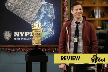 Brooklyn Nine-Nine Valloweaster