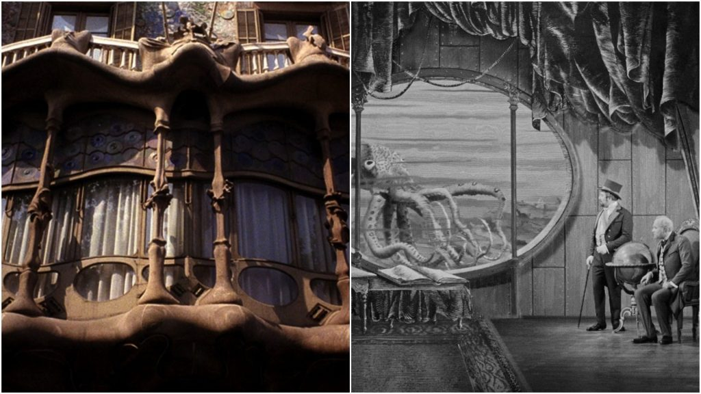 Criterion: Antonio Gaudi / Karel Zeman