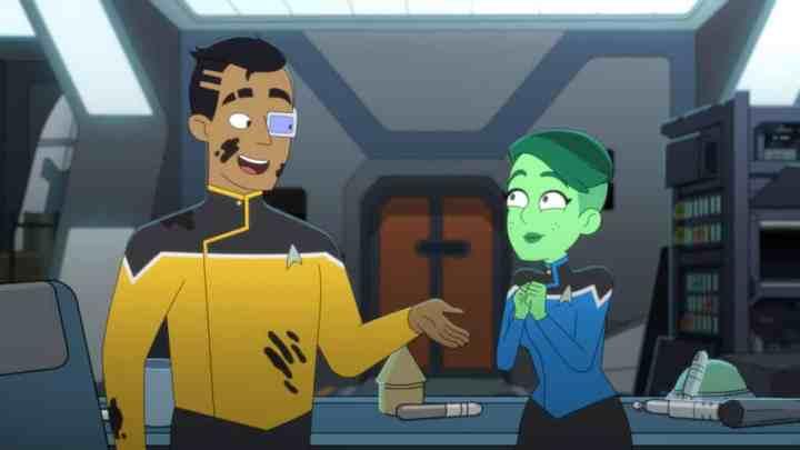 """Star Trek Lower Decks Episode 2 - """"Envoys"""""""