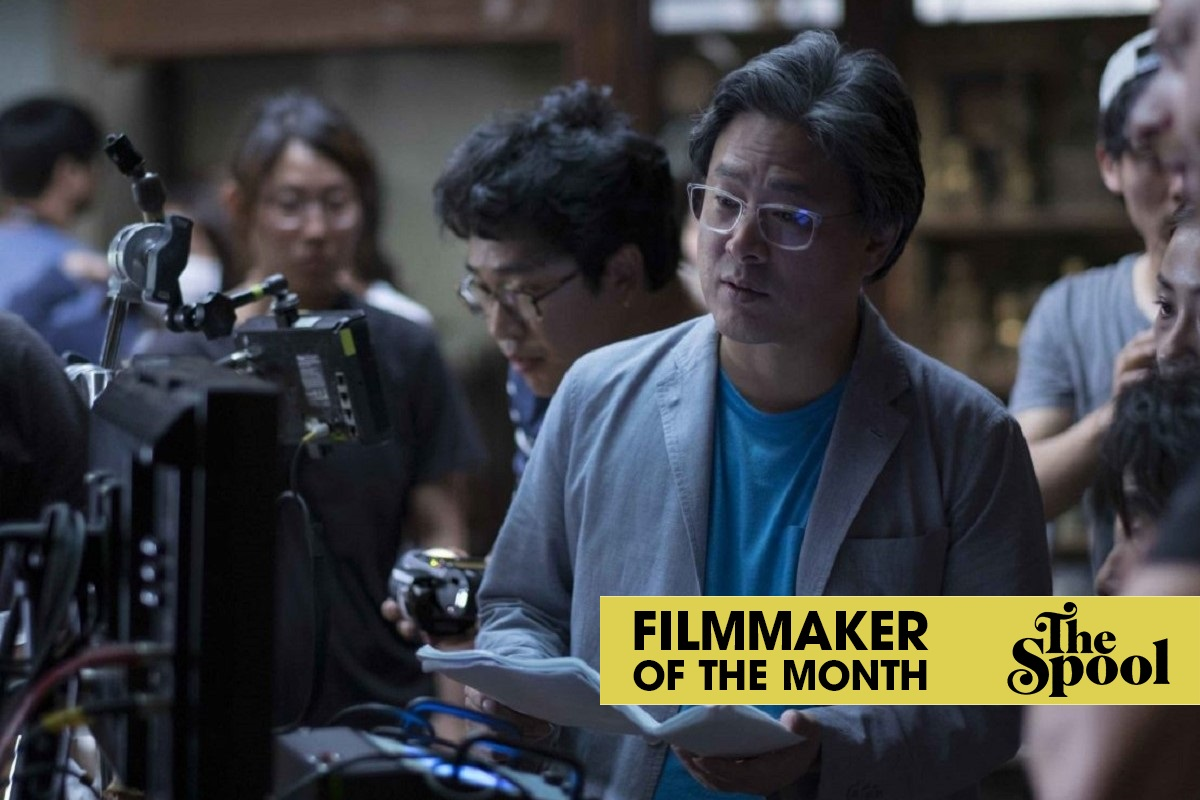 Park Chan-wook Filmmaker of the Month