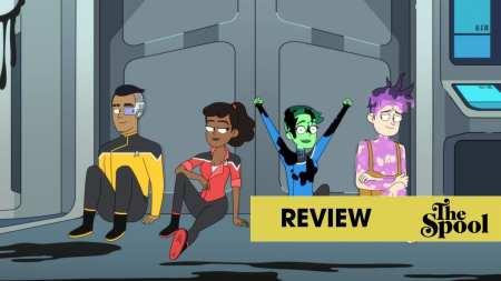 Star Trek Lower Decks Episode 1