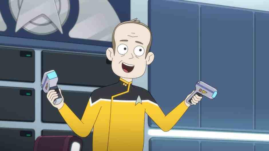 Star Trek Lower Decks Episode 5