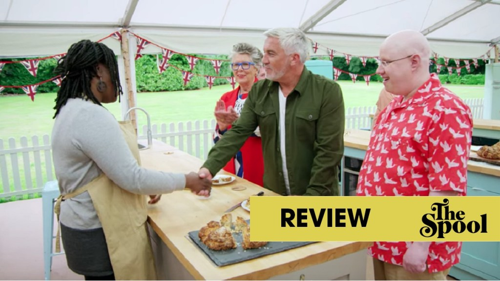 Great British Baking Show 2020 Episode 3
