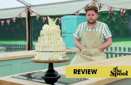 Great British Baking Show Episode 4 Chocolate Week