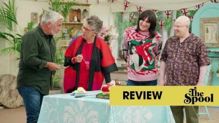 Great British Baking Show Episode 6 Japanese Week