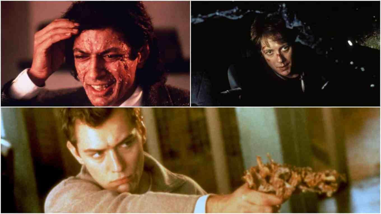 Cronenberg Body Horror