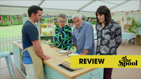Great British Baking Show Episode 8