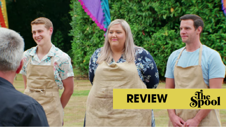 Great British Baking Show finale