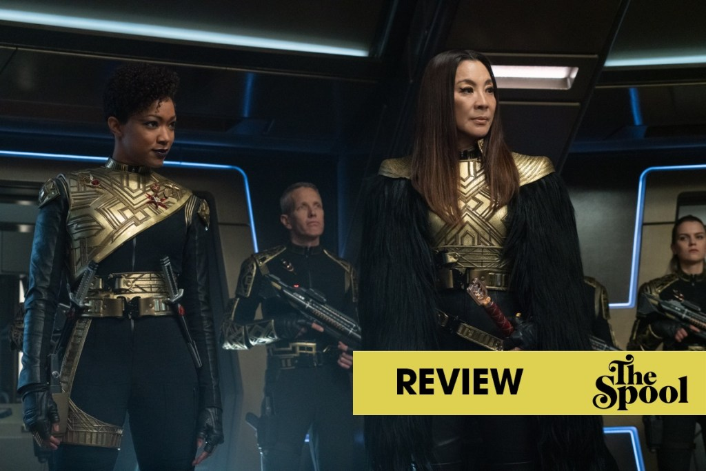 Star Trek Discovery Season 3 Episode 10