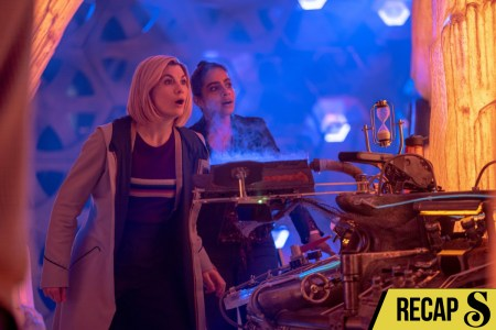 Doctor Who Revolution of the Daleks New Year's