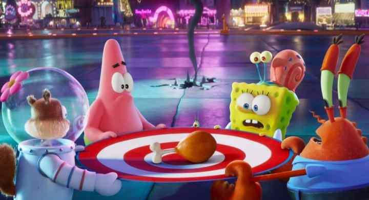 The SpongeBob Movie: Sponge on the Run (Paramount+)
