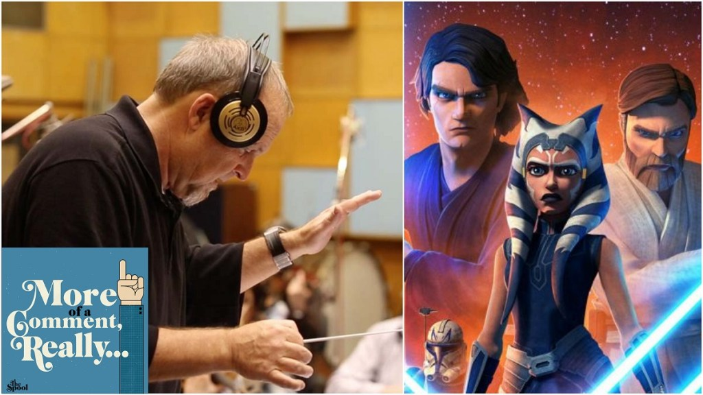 Kevin Kiner Star Wars Clone Wars