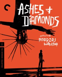 Criterion Ashes and Diamonds