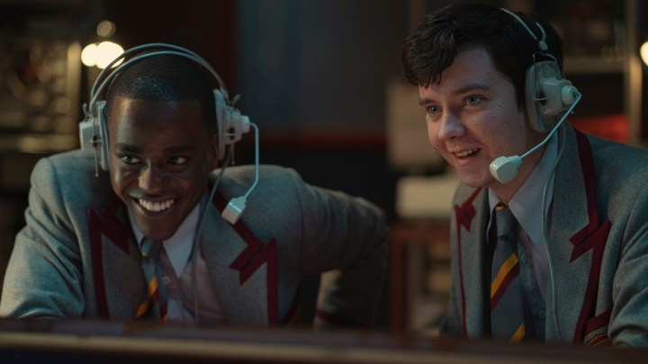 Sex Education Season 3 Netflix Asa Butterfield Ncuti Gatwa