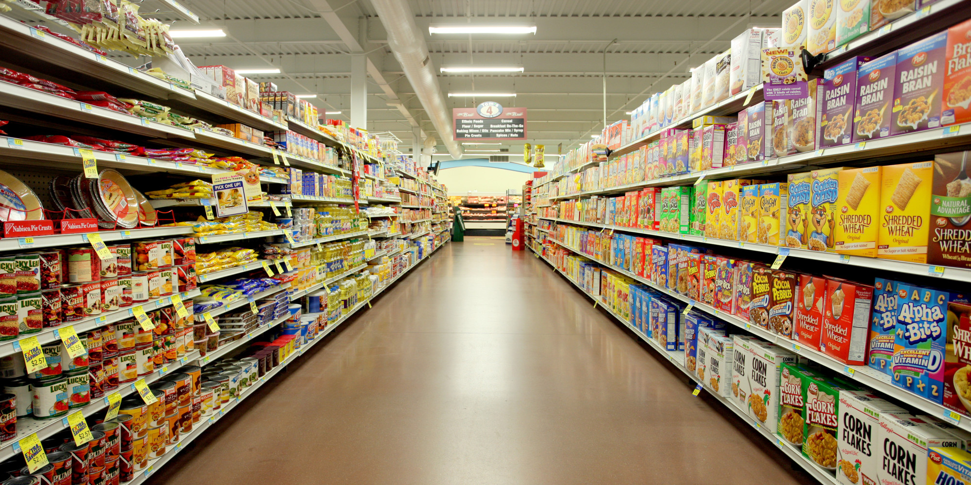 Technology is Killing The Middle of The Grocery Store Is the Fresh Edge Next  The Spoon