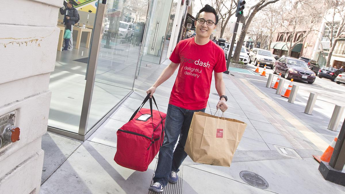 DoorDash raises $535M, now valued at $1.4B
