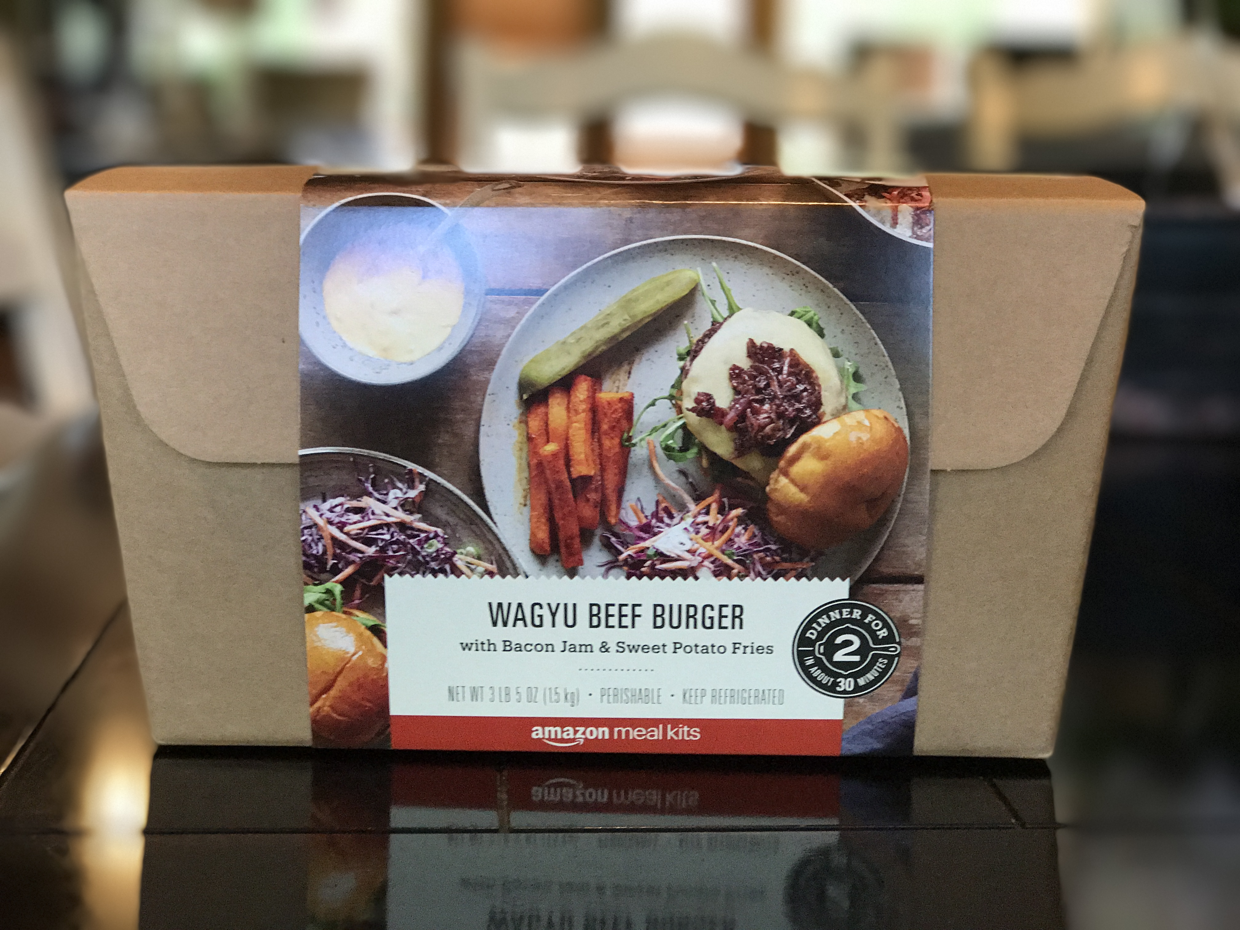 I Made Dinner With An Amazon Meal Kit. Here's My Review