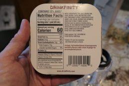 Nutritional informaiton