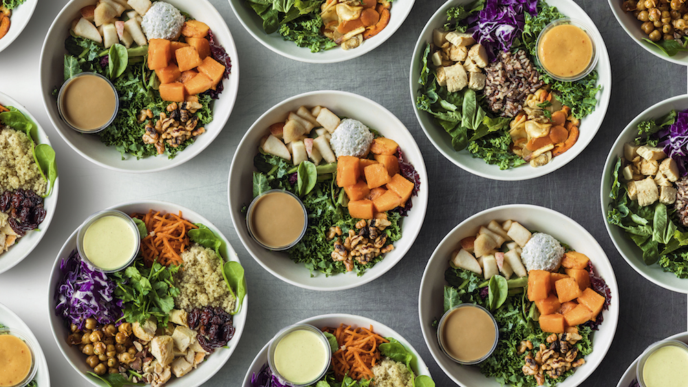Sweetgreen Food Delivery