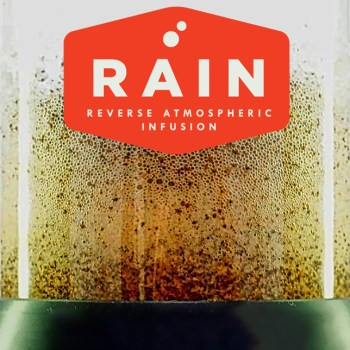 BKON RAIN cold brew coffee