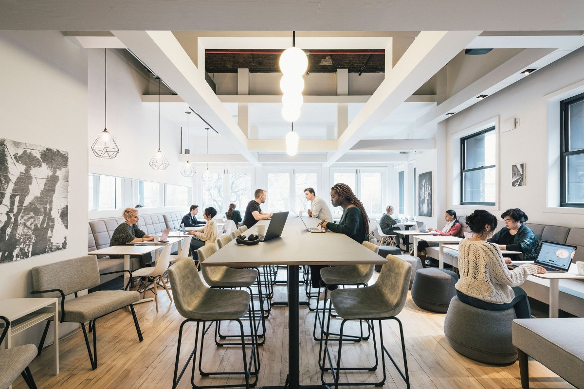Week in Restaurants: WeWork Shuts Down Spacious, Just Eat Rejects Another Takeover Bid