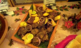 'Chicken Cafreal'- one of the best dishes that Goa has to offer