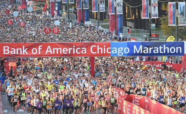 Chicago Marathon Had Estimated 277 Million Economic