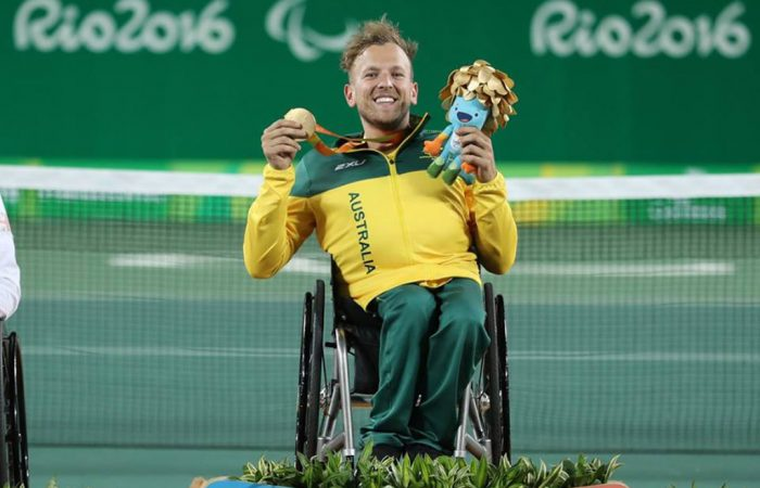 wheelchair quad sign of quinn alcott rewarded for superb year by topping tennis world ranking