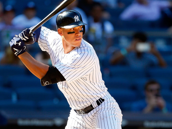 Is Aaron Judge The Next Captain Of The New York Yankees?