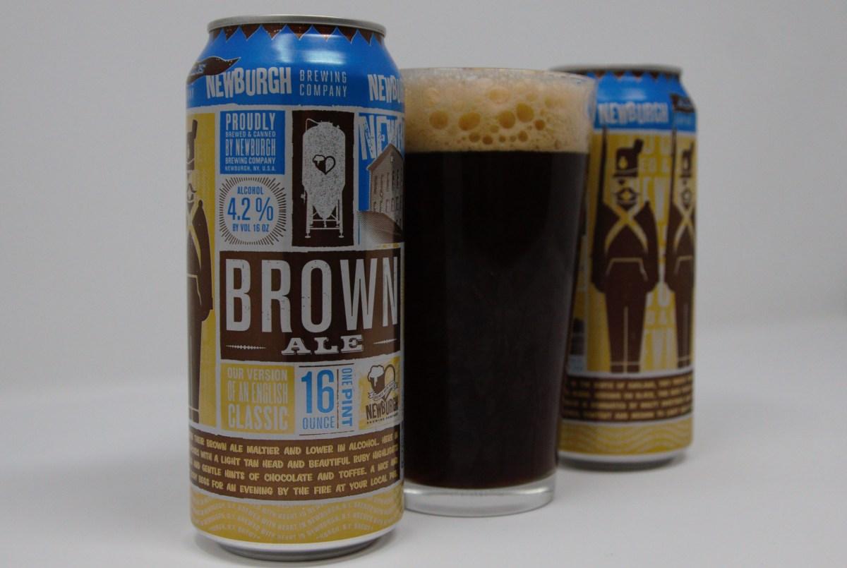 Newburgh Brown Ale Review