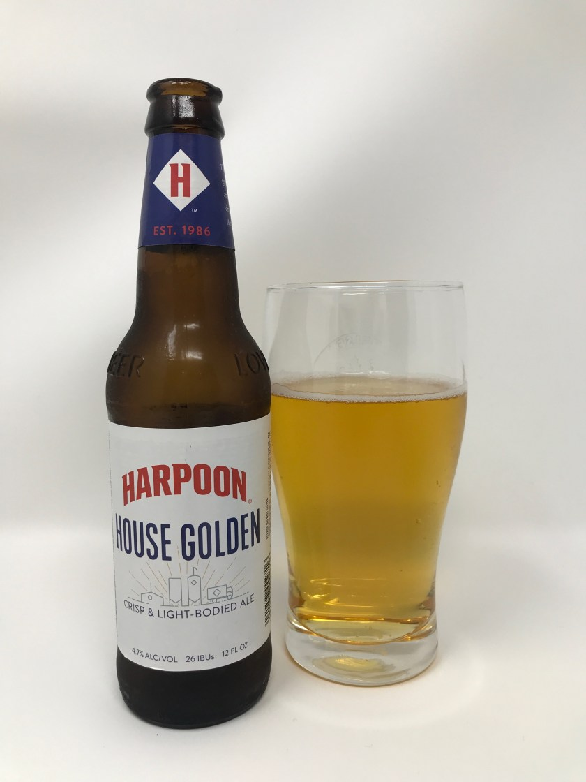Harpoon House Golden