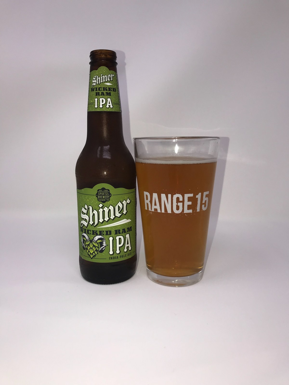 Shiner Wicked Ram IPA Review