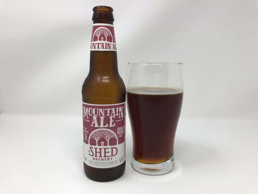 The Shed Mountain Ale