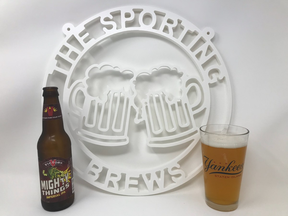 Victory Brewing Company's Mighty Things Imperial IPA Review