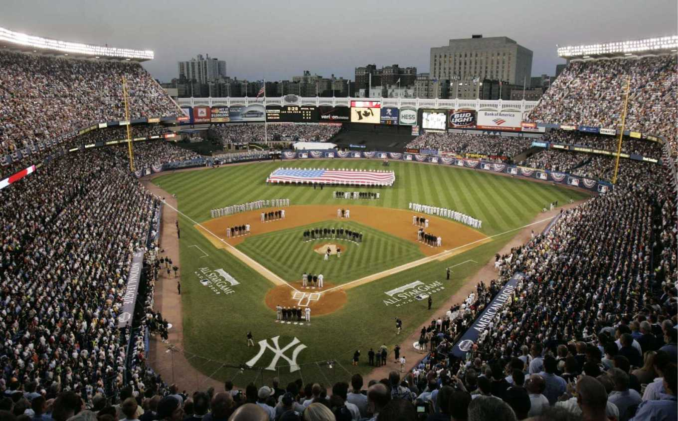 Yankees All Star Game