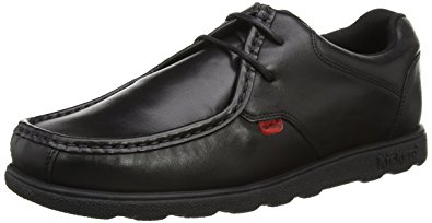 Kickers Fragma Lace Mens Leather Shoes